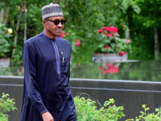 President Mohammadu Buhari Still In London?
