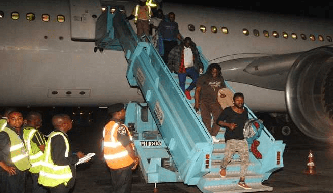 37 Nigerians Deported From Italy