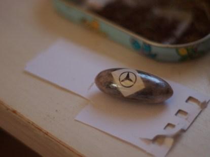 Hashish Mercedes