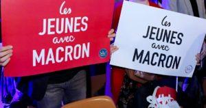 Jeunes avec Macron pour la légalisation du cannabis