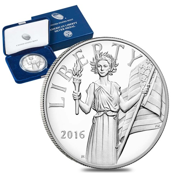 Bullion Exchanges Offers You the Exclusive 2016 S&W Silver ...
