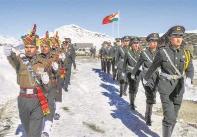 """3 soldiers killed in violent clash on China border, """"Casualties On Both Sides"""""""