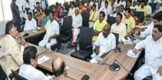 AP Cabinet Approves Sit Report On Land Records Tampering in Vizag