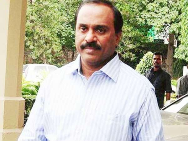 gali janardhan reddy where abouts police searched