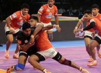 telugu titans recorded fifth win in pro kabaddi league 2018