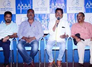telugu movie artiste-association greets to cm k chandrashekar rao