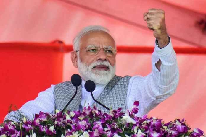 PM Modi Launches 'Main Bhi Chowkidar' Campaign to Blunt Rahul Gandhi's 'Chowkidar Chor Hai' Jibe, Newsxpressonline