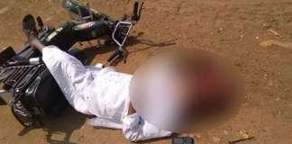 tdp-leader-sekhar-reddy-murdered-in-dhone-of-kurnool-district