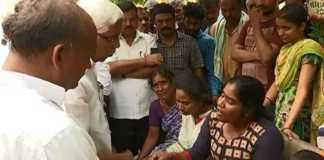 kodandaram-sudhakar-with-deceased-mounika-family-members