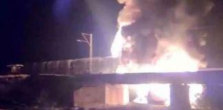 goods-train-accident-in-prakasam-district-five-oil-tanker-bogies-in-fire