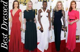 The Best Red Carpet Styles of 2014