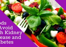 Kidney Damaging Foods