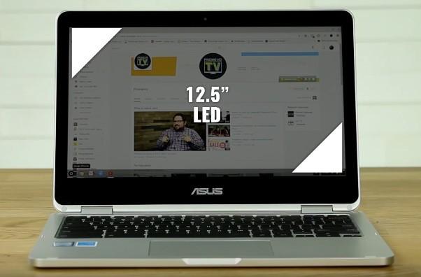 Best Cheap Laptops Number 2 - Asus Chromebook Flip C302CA