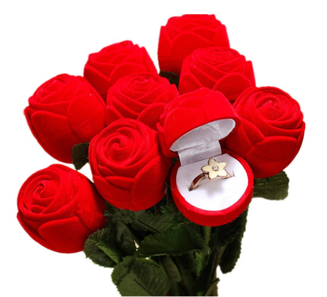 Gift Ideas For Your Love This Rose Day