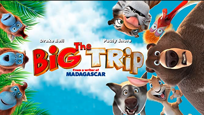 The Big Trip (2019) Download + Watch Online | Dual Audio | HD 720p