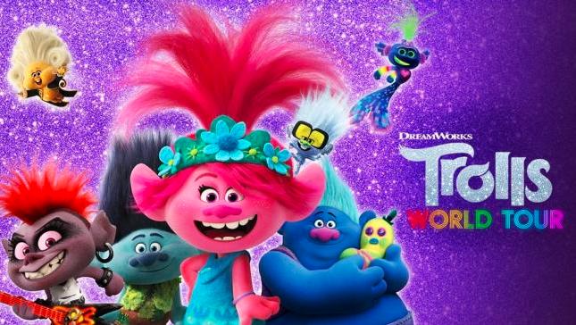 Trolls World Tour Movie (2020) Download + Watch Online   Dual Audio   720p