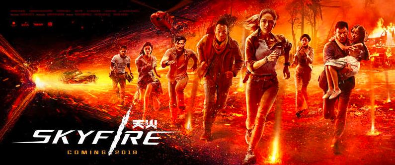 Skyfire Movie (2019) Download + Watch Online | Dual Audio | 720p