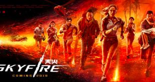 skyfire movie poster