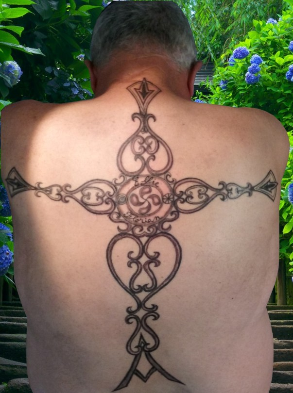 Tatouage Croix - Cross Tattoo