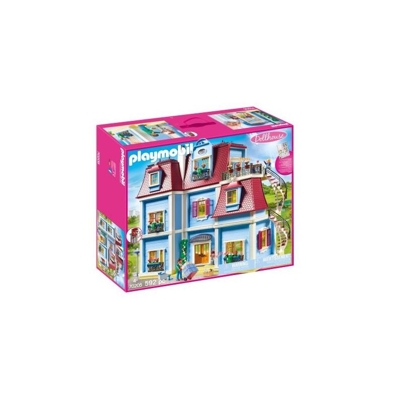 playmobil 70205 dollhouse grande maison traditionnelle 4008789702050