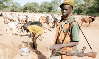 Report: Herders/farmers' clashes claimed 3,641 lives in 3 years