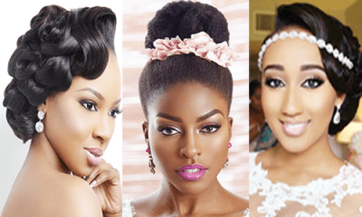 Chic bridal hairstyles