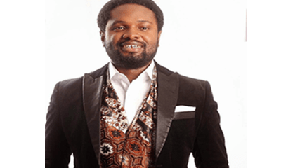 COBHAMS ASUQUO: SIGHT IS A GIFT, I DON'T FEEL SAD NOT HAVING IT