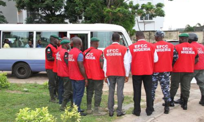 EFCC trial: 'Professor', 11 others arraigned, remanded over alleged fraud