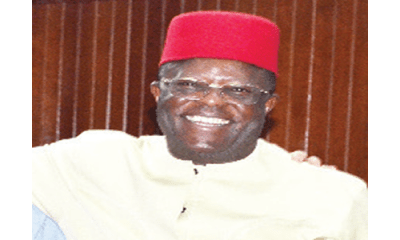 Work has improved in 2nd Niger Bridge –Umahi