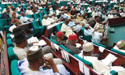 Reps reject bill to sack governors