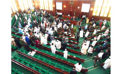 N1trn constituency project: Reps accuse ICPC of misleading Buhari