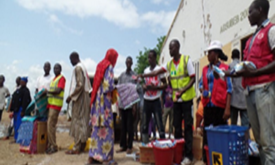 OLX supports IDPs with N.5m