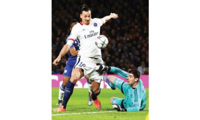 Man United must match my ambition – Ibrahimovic