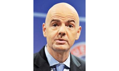 FIFA President will talk to Muntari, fight racist 'idiots'
