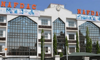 Yobe donates land to NAFDAC