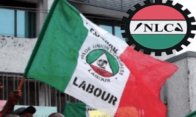 'NLC heating up polity in Ebonyi'
