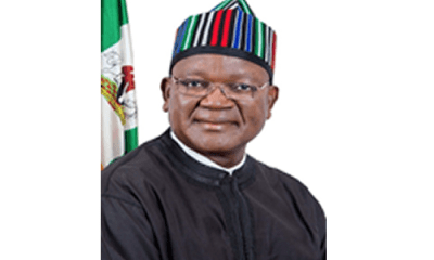 FG denies landing permit to UN country representative visit to Benue – Ortom