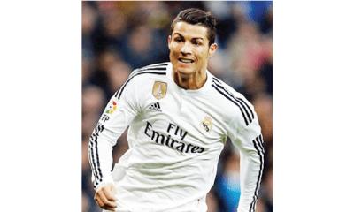 Madrid Derby: it 's Ronaldo, Griezmann show