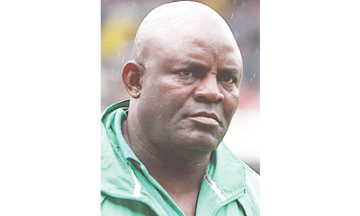 Chukwu thanks Pinnick, commends Eagles