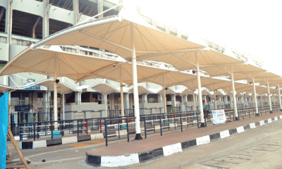 Terminal operator, group tackle pollution