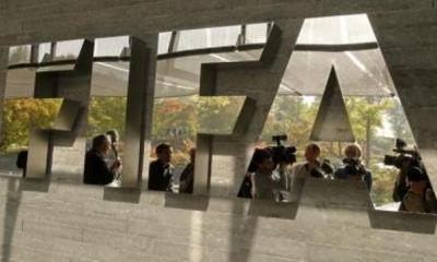 Eagles drop one spot in FIFA rankings