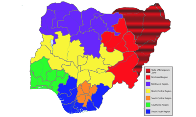 Why North-West is backward, by governors