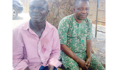 We've 10-year fraud experience – Suspects
