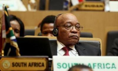 Zuma sacks Finance Minister
