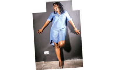 I am sensitive, romantic, adventurous – Amah-Aluko