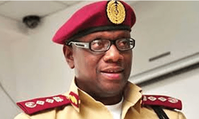 Road crashes: FRSC bans Dangote trucks from night haulage