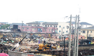 Counting losses of Berger Market demolition