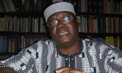 JUST IN: Dayo Adeyeye defects from PDP to APC