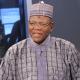 Lamido visits Obasanjo, lambasts Buhari