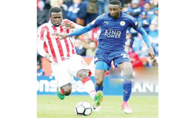 Ndidi relishes Leicester's winning mentality